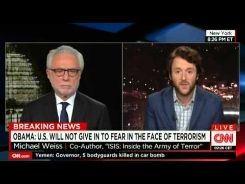 CNN: ISIS will laugh at Obama's oval office speech