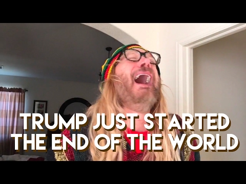 Liberal Larry: Trump bombed Syria!! We are ALL GONNA DIE!! Trump just started the END OF THE WORLD!