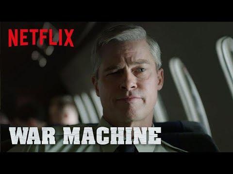 War Machine | Official Trailer [HD] | Netflix