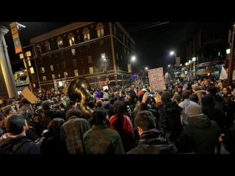 UC Berkeley riots threaten free speech