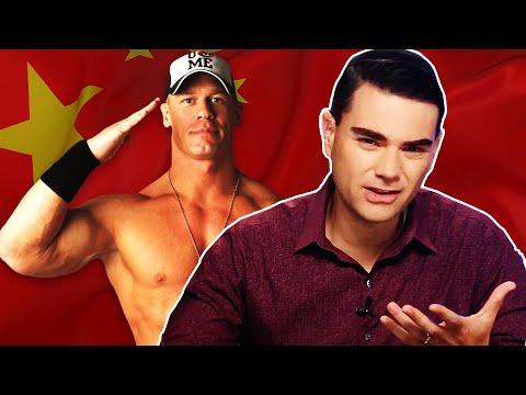 PATHETIC: Shapiro Reacts To John Cena's APOLOGY To CHINA