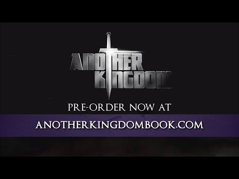 Another Kingdom Is Now A Book!