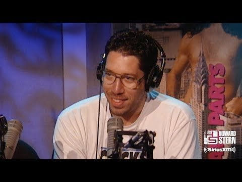 High Pitch Erik Makes His Stern Show Debut (1997)