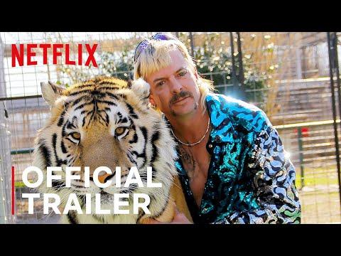 Tiger King: Murder, Mayhem and Madness   Official Trailer   Netflix