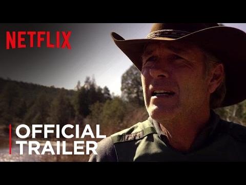 Longmire - Season 4   Official Trailer [HD]   Netflix