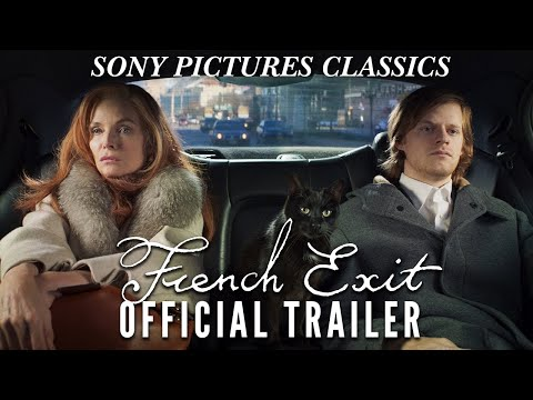 FRENCH EXIT   Official Trailer (2021)