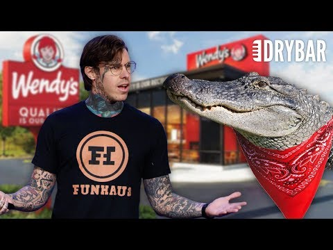 Robbing Wendy's With An ALLIGATOR. Shayne Smith