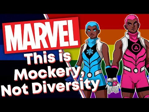 Safespace and Snowflake are Insulting, Not Inclusive [Marvel Comics]
