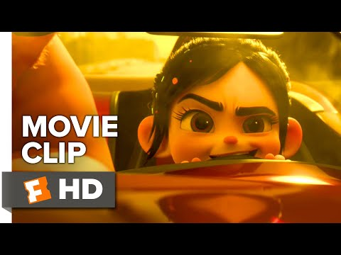 Ralph Breaks the Internet Movie Clip - There is No Track (2018) | Movieclips Coming Soon