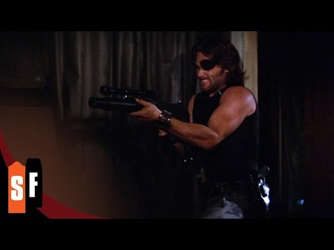 Escape From New York (1/2) Snake On The Run (1981) HD