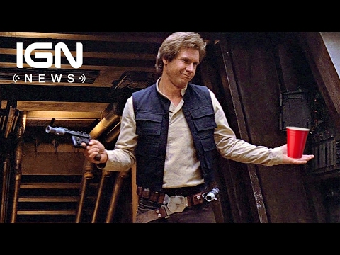 Han Solo Movie Begins Production, First Set Photo Revealed - IGN News