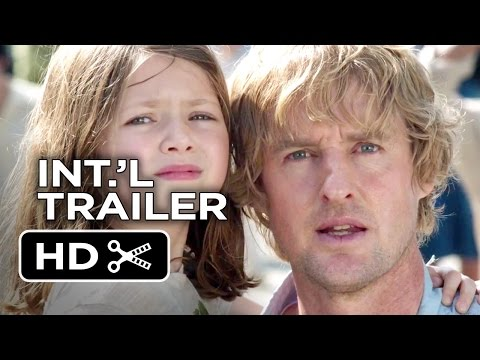 No Escape Official UK Trailer #1 (2015) - Owen Wilson, Pierce Brosnan Movie HD