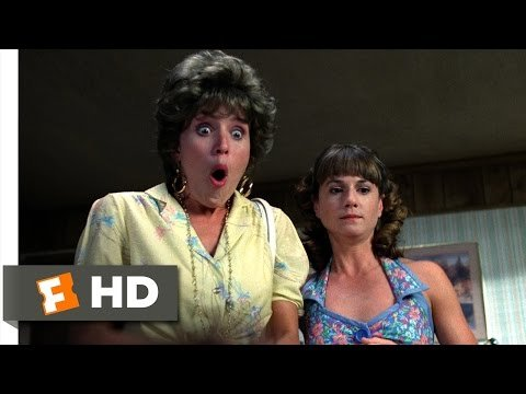Raising Arizona (3/5) Movie CLIP - Dot & Glen (1987) HD