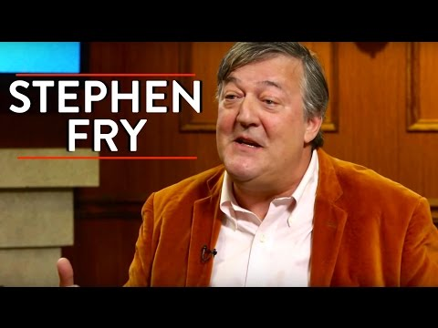 On Political Correctness and Clear Thinking | Stephen Fry | COMEDY | Rubin Report
