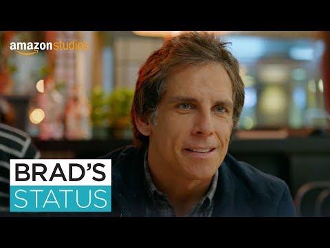 Brad's Status – Official US Trailer   Amazon Studios