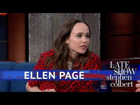 Ellen Page Calls Out Hateful Leadership
