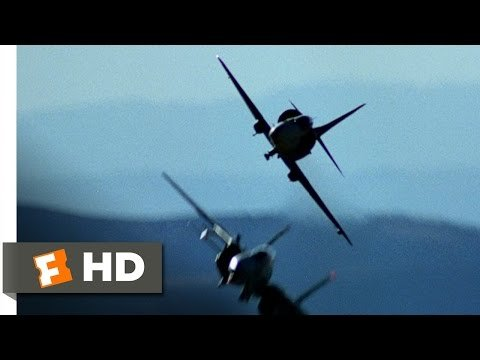 Top Gun (5/8) Movie CLIP - Maverick vs. Viper (1986) HD