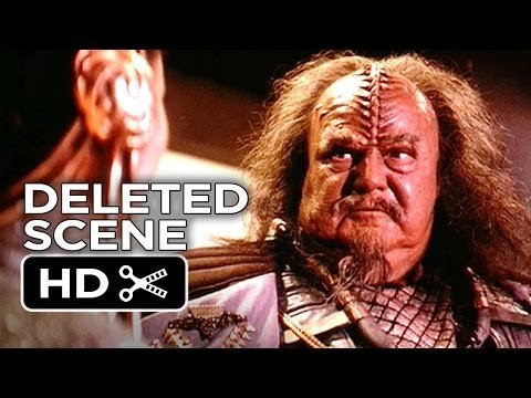 Star Trek V: The Final Frontier Deleted Scene - A Great Experiment (1989) - William Shatner Movie HD