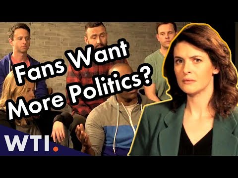 The Fans Who Want More Politics In Sports: Part 1 - Why Fans Crave Politics   We the Internet TV