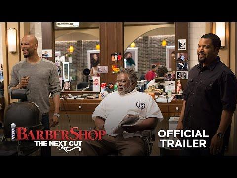 Barbershop: The Next Cut - Official Trailer 2 [HD]