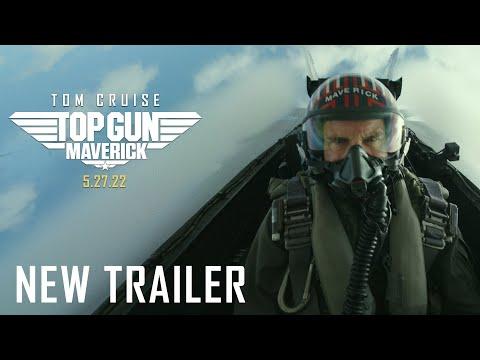 Top Gun: Maverick (2022) – New Trailer - Paramount Pictures
