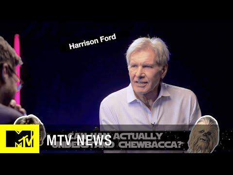 'Star Wars' Cast Finally Settles Whether Han Shot First   MTV News
