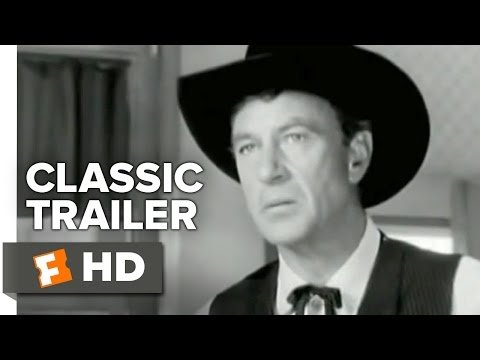 High Noon (1952) Official Trailer - Gary Cooper, Grace Kelly Movie HD