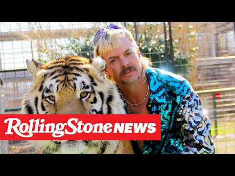 'Tiger King': Joe Exotic's Country Songs   RS News 3/26/20