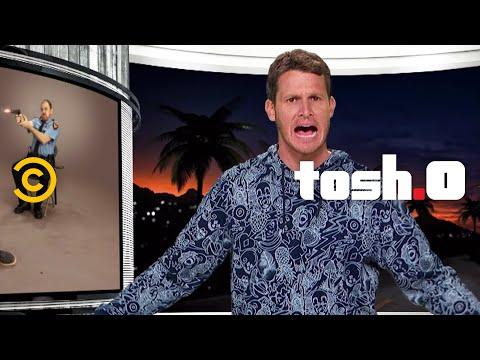 Tosh.0 - Police