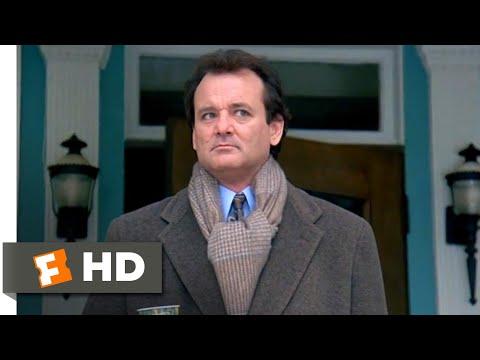 Groundhog Day... Again - Groundhog Day (2/8) Movie CLIP (1993) HD
