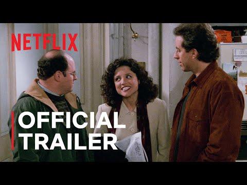 Seinfeld | Official Trailer | Netflix