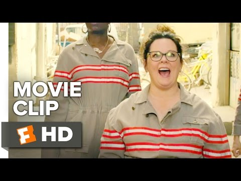 Ghostbusters Movie CLIP - New Toys (2016) - Melissa McCarthy Movie