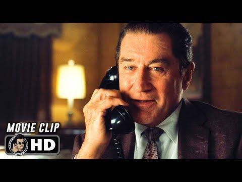 THE IRISHMAN Clip - Call (2019) Netflix