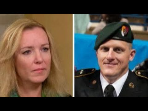 Staff Sgt. Black's widow opens up about his death