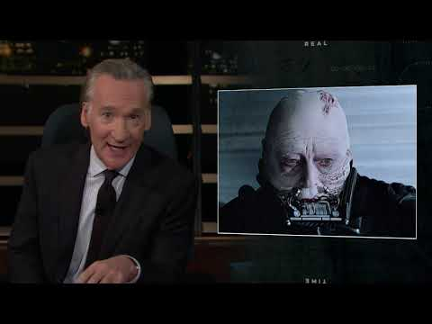 New Rule: Oscars, No White | Real Time with Bill Maher (HBO)