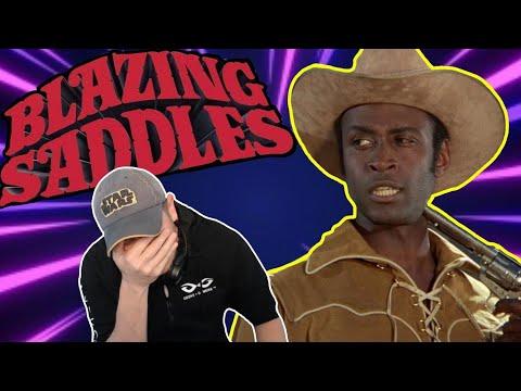 "HBO Max Puts ""SJW Warning"" On Blazing Saddles"