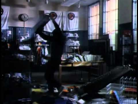 Three O'Clock High Official Trailer #1 - Philip Baker Hall Movie (1987) HD