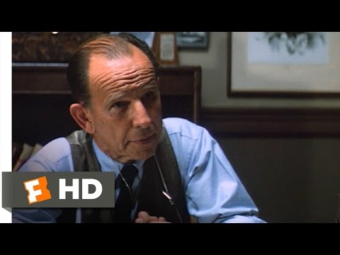 The Parallax View (2/10) Movie CLIP - Reporting the News, Not Creating It (1974) HD