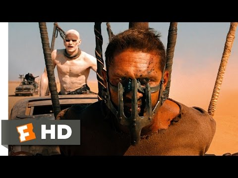 Mad Max: Fury Road - Attack on the War Rig Scene (1/10)   Movieclips