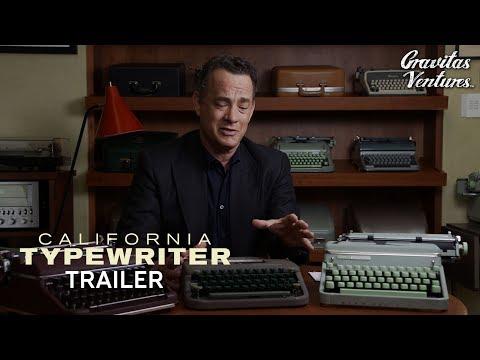 California Typewriter | Tom Hanks | John Mayer Documentary Trailer