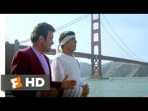 Star Trek 4: The Voyage Home (5/10) Movie CLIP - Colorful Metaphors (1986) HD