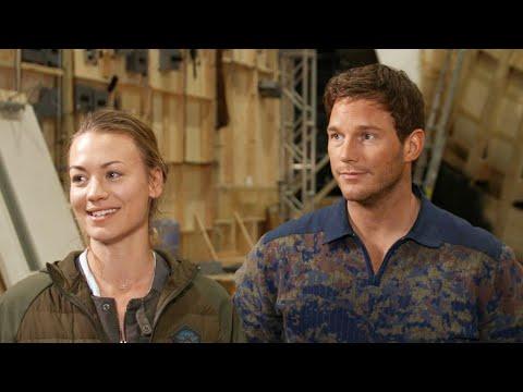 'The Tomorrow War': On Set With Chris Pratt and Yvonne Strahovski (Exclusive)