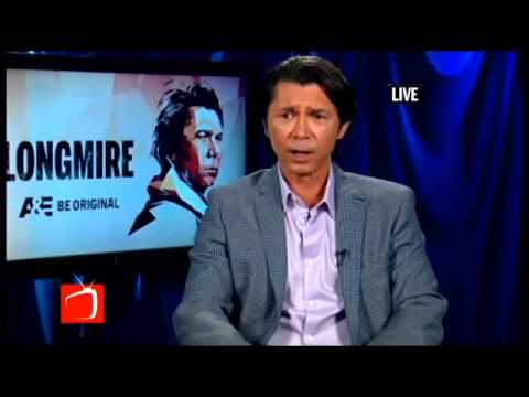 Lou Diamond Phillips Talks Longmire