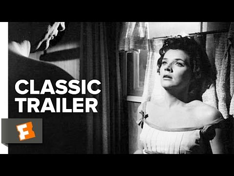 Cape Fear (1962) Official Trailer Gregory Peck Movie HD