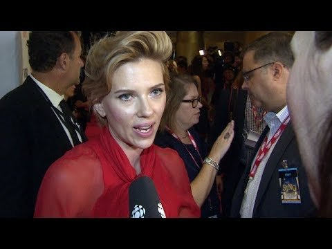 Scarlett Johansson drops transgender role after backlash
