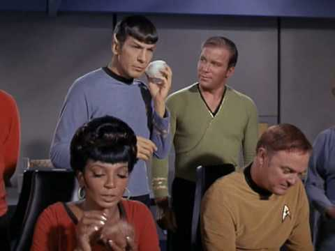 Star Trek - Are You Running A Nursery?