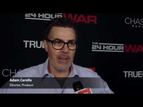 TCL hosts the premiere of The 24 Hour War