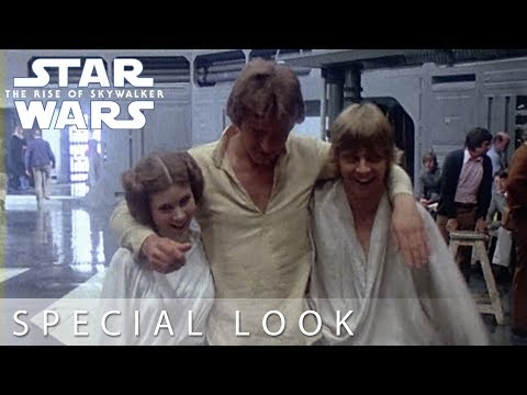 Star Wars: The Rise of Skywalker   Special Look