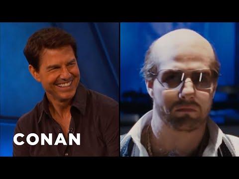Tom Cruise Brings Les Grossman To #ConanCon | CONAN on TBS