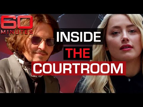 Sex, drugs and dirty laundry: inside the Johnny Depp and Amber Heard case   60 Minutes Australia